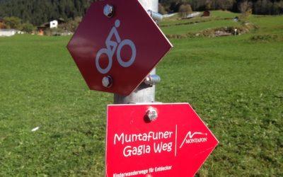 Rätselwandern: Muntafuner Gagla-Weg
