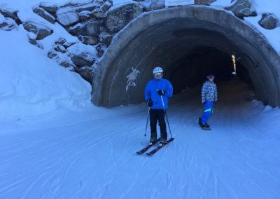 Hochjoch-Skitunnel-476m