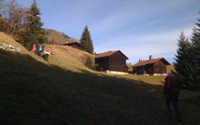 Röbi-Rüti-Route um Gargellen