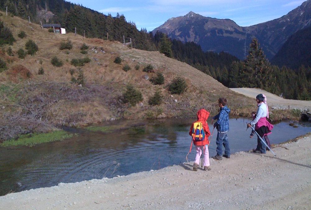 Wanderung: Sarotlamaisäß – Fideliskapelle