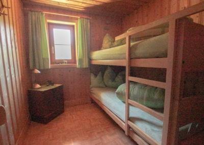 2er-Stockbettzimmer