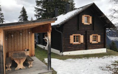 Über die Valsott-Jagdhütte zur Alpe Innergweil
