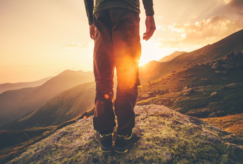 Raus aus dem Hamsterrad – ab in die Berge!