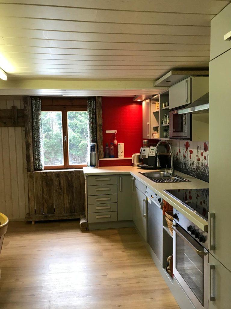 Madrisa-Alm bekommt neue Küche